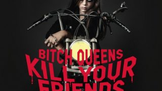 BITCH QUEENS..KIll Your FRiends..CDCover