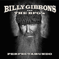 BILLY GIBBONS novi album