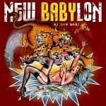 NEW BABYLON..My New Baby..EP CD Cover