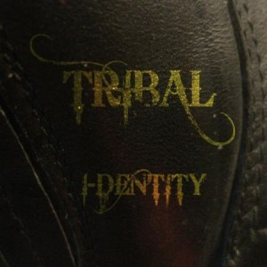 "TRIBAL – ""I – Dentity"""