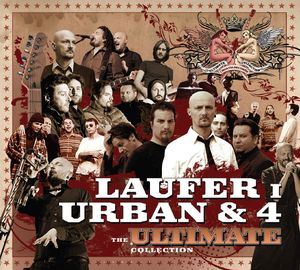 LAUFER I URBAN & 4- THE ULTIMATE COLLECTION