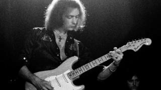Ritchie Blackmore.Personal picture