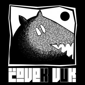COVEK vuk..logo