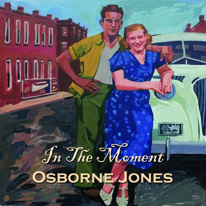 OSBOURNE JONES..CDCover