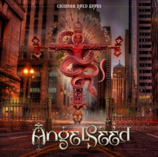 """AngelSeed – """"Crimson Dyed Abyss"""""""