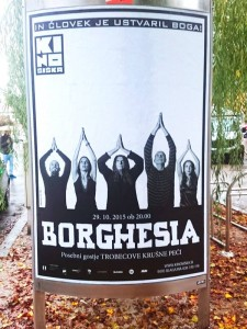 BORGHESIA..second picture