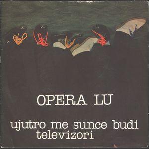 OPERA LU..Single Cover