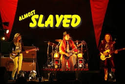 ALMOST SLAYED (Australia)