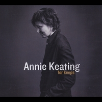 ANNIE KEATING..For Keeps..CDCover