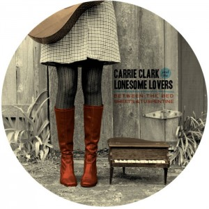 CARRIE CLARK & LONESOME LOVERS..CDCover