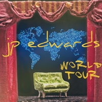J.P.EDWARDS..World Tour..CDCover