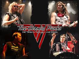 THE ATOMIC PUNKS..band Picture 3..central