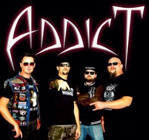 ADDICT..band Picture