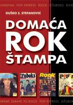 DUSKO S.STEFANOVIC..Domaca rock stampa