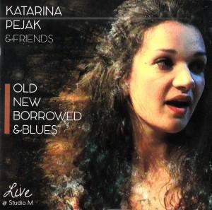 KATARINA PEJAK - Old New..CDCover