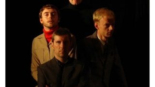 THE MEN..Band Picture
