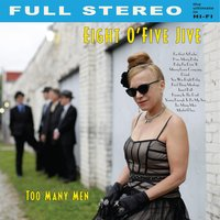 EIGHT O' FIVE JIVE..CDCover