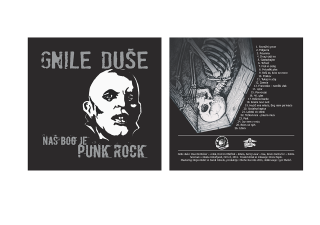 "GNILE DUŠE – ""Naš bog je punk rock"""
