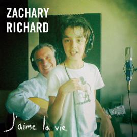 ZACHARY RICHARD..J; aime..CDCover