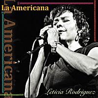 LETICIA RODRIGUEZ..La Americana..Cover