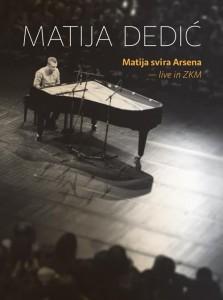 MATIJA DEDIC..DVD Cover