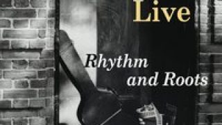THE MYSTIX..Live..Rhythm And Roots..CDCover