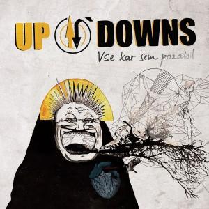UP N' DOWNS..Vse ker sam pozabil..CDCover