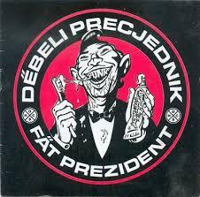DEBELI PRECJEDNIK..Logo