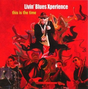 LIVIN' BLUES..CDCover 3