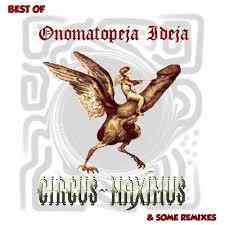 ONOMATOPEJA IDEJA..BEST OF & SOME REMIXES..CDCover