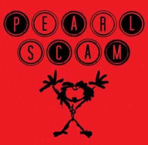 PEARL SCAM...logo