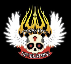TEXAS CITY REVELATORS..Logo