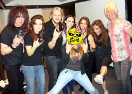 THE IRON MAIDENS..Band Picture 4