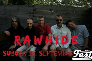 RAWHIDE u Festu..10.09.2016.