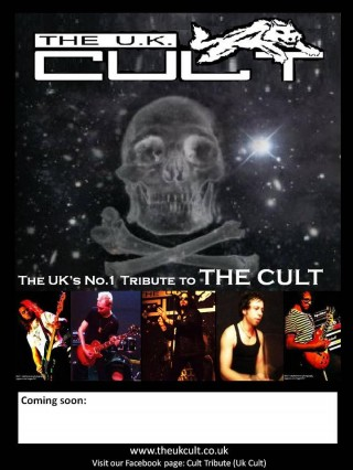 THE UK CULT   (UK)
