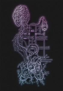 DRIMKRAFT...Neon 1983..Cover