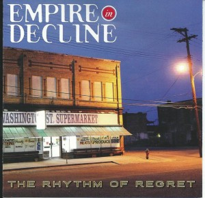 EMPIRE IN DECLINE..CDCover