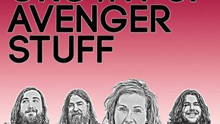 GROWN UP AVANGER STUFF...Cover