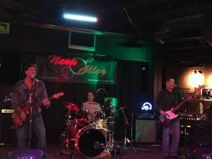 NEON ALLEY..Band Picture