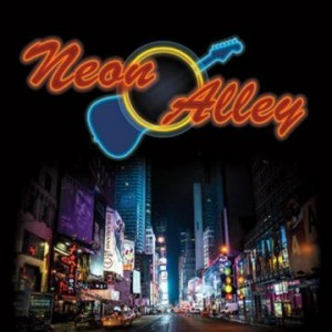 NEON ALLEY..CDcovernew