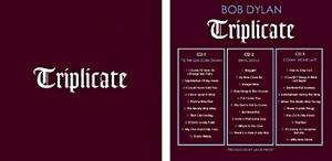 BOB DYLAN..Triplicate..CDCover