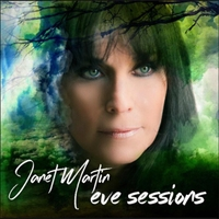 JANET MARTIN..Eve Sessions..CDCover
