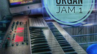 MIKES ORGAN JAM...Cover