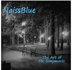 NAISSBLUE..The Art Of Mr.Simjanovic..CDCover