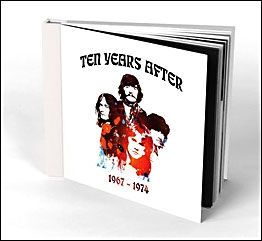 TEN YEARS AFTER..1967-1974..Cover