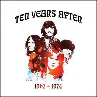 "TEN YEARS AFTER.. ""1967-1974"".10CD Box Set u prodaji od 27-og novembra 2017."