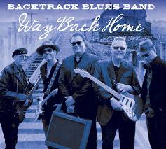 Backtrack Blues Band..CDCover