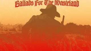 THE ROAD MILES..Ballads For The Wasteland..Cover