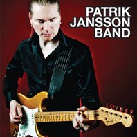 The Patrik Jannson Band..CDCover 3
