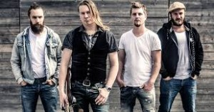 The Patrik Jansson Band..Band Picture